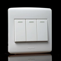 Legrand Wall Switch(S) 3