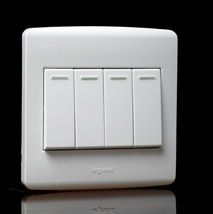 Legrand Wall Switch(S) 4